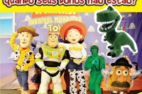 Estória de Brinquedo - Incrível Mundo de Toy Story