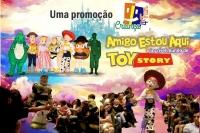 (C4F 27/08) Amigo Estou Aqui, o incrível Mundo de Toy Story