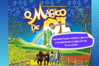 (30/09) O MÁGICO DE OZ