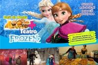 (SPPC 10/12) Café da Manhã + Frozen2 no Teatro