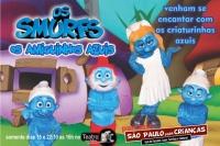 (SPPC 15/10) Os Smurfs, os amiguinhos azuis!