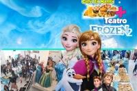 (ESP FERIADO 05/03) Café da Manhã + Frozen2 no Teatro