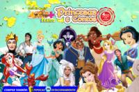 (20/02)  Café da Manhã + Teatro: Princesas e Contos