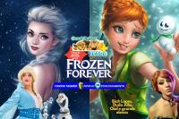 (21/02) Comidinhas  + Teatro: Frozen Forever