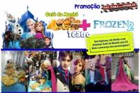 (SPPC 22/10) Café da Manhã + Frozen2 no Teatro