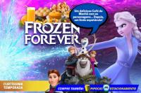 (21/11)  Café da Manhã  + Teatro: Frozen Forever