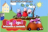 (SPPC TBibi F 12/10) Pig Pig's Brincando e Cantando