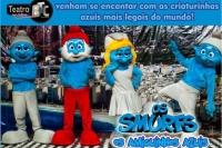 (C4F 22/10) Os Smurfs, os amiguinhos azuis!
