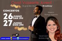 (27/06 Domingo) Coral Vozearte Juvenil