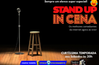 (25/09) STAND UP IN CENA