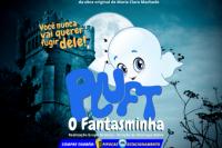 (23/10) Pluft, O Fantasminha!
