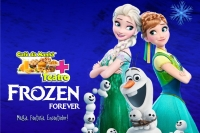 (29/02) Café da Manhã  + Teatro: Frozen Forever
