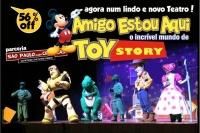 (SPPC 01/10) Amigo Estou Aqui, o incrível Mundo de Toy Story