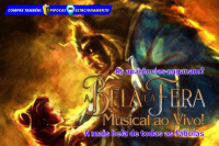 (30/01) A Bela e a Fera, O Musical!!