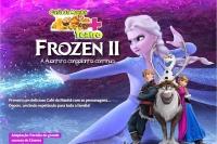 (26/04) Café da Manhã  + Teatro: Frozen 2