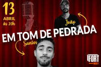 2º Stand Up Comedy no Fort Way