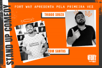 1° Stand Up Comedy do Fort Way