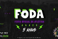 FODA - FESTA OFICIAL DA ATLÉTICA