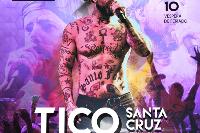Tico Santa Cruz na Hitz