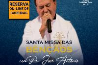 MISSA DAS BÊNÇÃOS DE JULHO