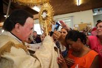 Missa campal das bênçãos pelo fim da pandemia