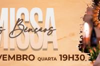 MISSA DAS BÊNÇÃOS - 19H30