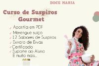 O grande sucesso!!! Curso Suspiros Gourmet @docemaria.ca