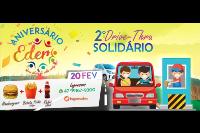 2°Drive - Thru Solidário do Eder