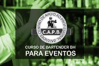 CURSO DE BARTENDER BH