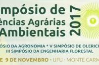 Simpósio de Ciências Agrárias e Ambientais