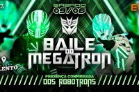 Baile Do Megatron - Marília SP