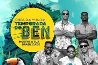 23/06 - Samba Surf - Temporada do BEN
