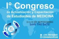 Congresso de Atualização de Capacitação de Estudantes de Medicina