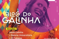 CarnaGiu - Bloco do Galinha + Baile de Máscaras