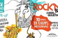 Rock'n Beer - 2 anos de Giulietta