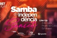 Samba da Independência - Sunset