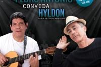 Pedro Antônio convida Hyldon