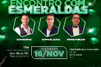 ENCONTRO COM DIRETORES ESMERALDAS
