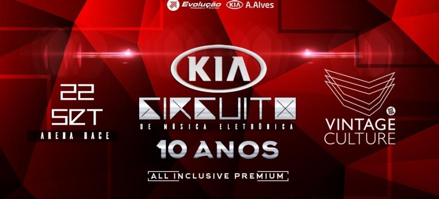 Circuito Kia 2018 : Circuito kia vintage culture ingressolive plataforma online