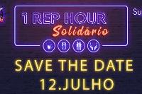 Rep Hour Solidário da Zói Tapado