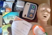 Curso de Primeiro Socorro/RCP/DEA  com certificado internacional