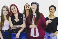 AC/DC cover feminino - Banda Rosie