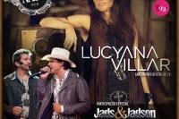 Lucyana Villar com part. Jads e Jadson