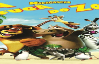 "Madagascar ""A FUGA DO ZOO"""