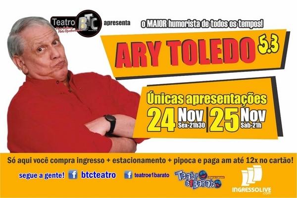 (24/11 Sexta) ARY TOLEDO 5.3