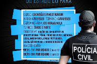 Turma Preparatória para o Concurso da Polícia Civil do Estado do Pará