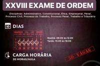 UTI XXVIII Exame de Ordem