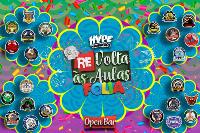 Revolta às Aulas Folia - Open Bar