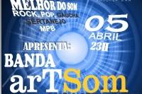 MELHOR DO SOM - BANDA ARTSOM.
