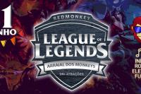 RED - League of Legends + Festa Junina